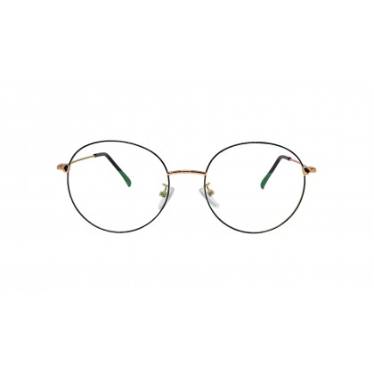 FASHION ROUND SPECTACLES FOR ADULT [METAL]
