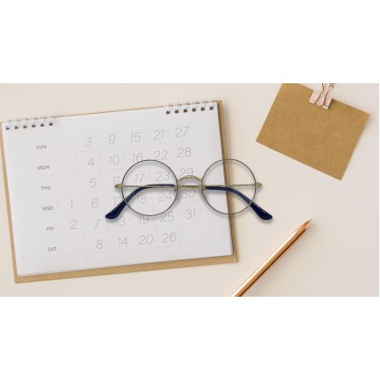 FASHION SPECTACLES UNISEX (GOLD)