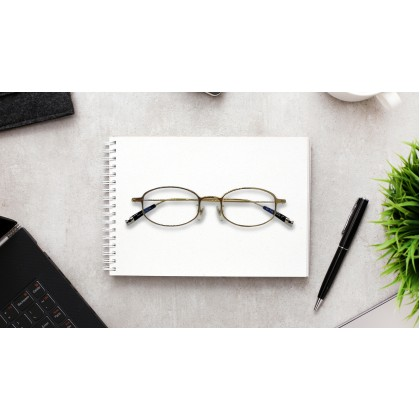 [EXCLUSIVE] FASHION OVAL SPECTACLES FOR WOMAN